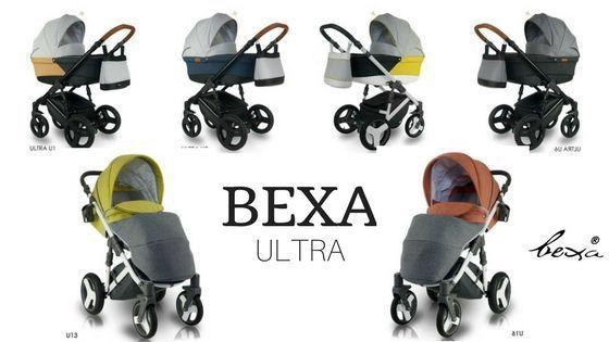 Bexa Ultra cochecito de bebé barato